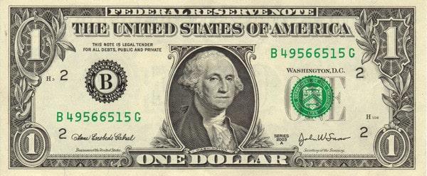 Money Exchange USD Dollar Rates